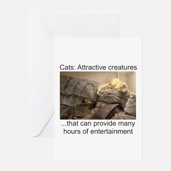 Lolcat Greeting Card