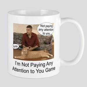 Not paying attention Mug