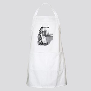 Sewing Frame BBQ Apron