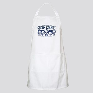 Residents of Crook County BBQ Apron