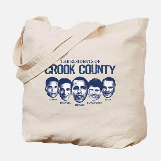 Residents of Crook County Tote Bag