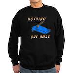 Nothing But Hole Sweatshirt (dark)