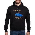 Nothing But Hole Hoodie (dark)