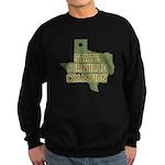 Texas State Cornhole Champion Sweatshirt (dark)
