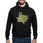 Texas State Cornhole Champion Hoodie (dark)