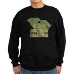 South Carolina State Cornhole Sweatshirt (dark)