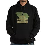 South Carolina State Cornhole Hoodie (dark)