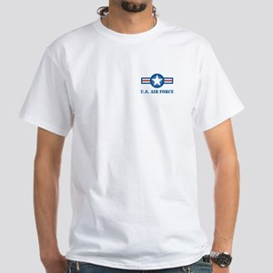 Air Force Roundel White T-Shirt