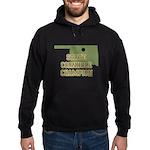 Oklahoma State Cornhole Champ Hoodie (dark)
