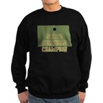 North Dakota State Cornhole C Sweatshirt (dark)