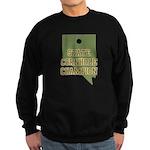 Nevada State Cornhole Champio Sweatshirt (dark)