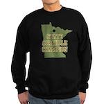 Minnesota State Cornhole Cham Sweatshirt (dark)