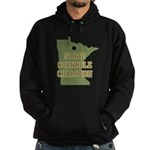 Minnesota State Cornhole Cham Hoodie (dark)