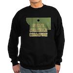 Montana State Cornhole Champi Sweatshirt (dark)