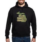 Michigan State Cornhole Champ Hoodie (dark)