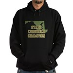 Maryland State Cornhole Champ Hoodie (dark)
