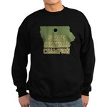 Iowa State Cornhole Champion Sweatshirt (dark)