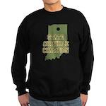 Indiana State Cornhole Champi Sweatshirt (dark)