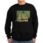 Connecticut State Cornhole Ch Sweatshirt (dark)