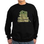 Alaska State Cornhole Champio Sweatshirt (dark)