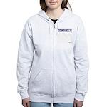 Cornhole Women's Zip Hoodie