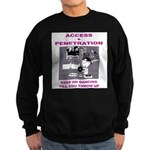 Access + Penetration Sweatshirt (dark)