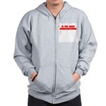 I Am The Intersect Zip Hoodie