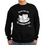 Party Like It's Rumspringa Sweatshirt (dark)