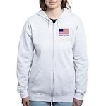 Made In USA Women's Zip Hoodie