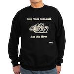 Cure For Insomnia - RNC Sweatshirt (dark)