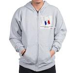 France - World Leaders in Sur Zip Hoodie