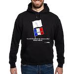 France - World Leaders in Sur Hoodie (dark)