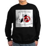 No Panda Sex before Panda Mar Sweatshirt (dark)