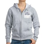 There's Someone For Everyone, Women's Zip Hoodie