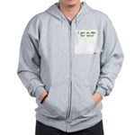 I got an MBA for this? Zip Hoodie