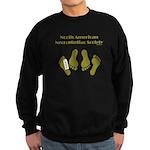 North American Necrophiliac S Sweatshirt (dark)