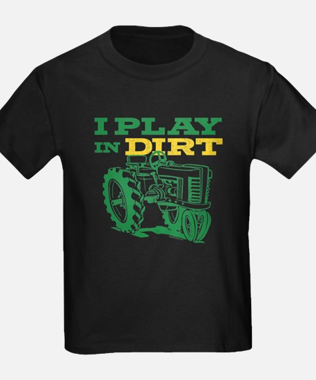 Play In Dirt Tractor T