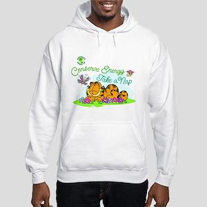 Conserve Energy Hooded Sweatshirt