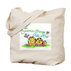 Conserve Energy Tote Bag