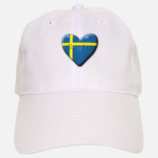 Swedish Baseball Baseball Cap