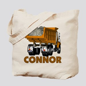 Connor Construction Dumptruck Tote Bag