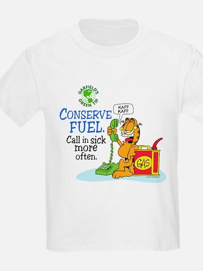 Conserve Fuel T-Shirt
