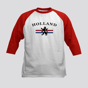 Holland Kids Baseball Jersey