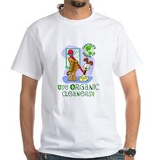 Organic Cleaners White T-Shirt