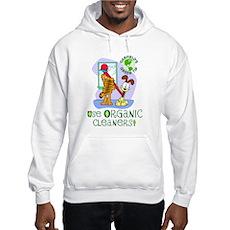 Organic Cleaners Hooded Sweatshirt