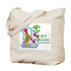 Organic Cleaners Tote Bag