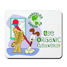 Organic Cleaners Mousepad
