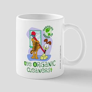 Organic Cleaners Mug