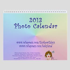Personalized Photo Wall Calendar