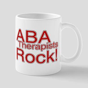 ABA Therapists Rock! Mug